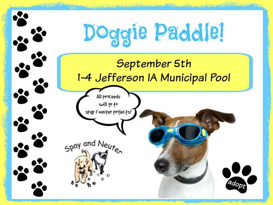 Doggie Paddle